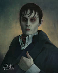 Barnabas Collins of Collinwood Manor by ClaudiaSutton