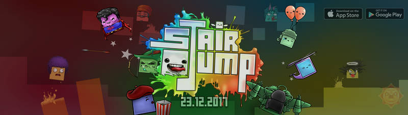 StairJump Cover Photo + Trailer