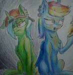 Dash and Lyra