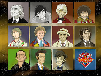 11 Doctors by Rashomonchb
