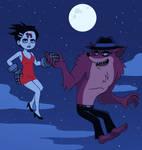 Nina and mr Bandicoot