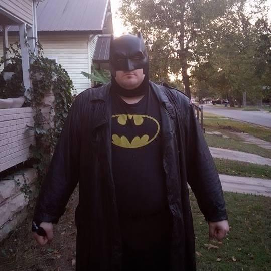 Batman by FMADragonboy