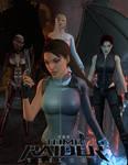 Tomb Raider Trilogy Render