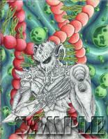 Biomorph:Unnatural Selection by kageryu