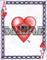 Ace Of Hearts by kageryu