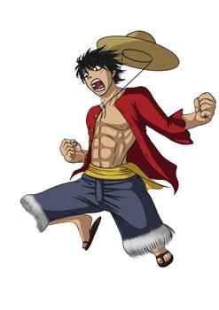 one piece -Luffy