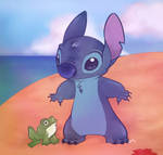 Stitch's Friend