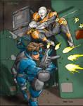 Metal Gear Solid - Sam Liu
