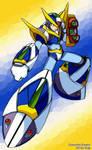 MegamanX Glide Armor - Eriance