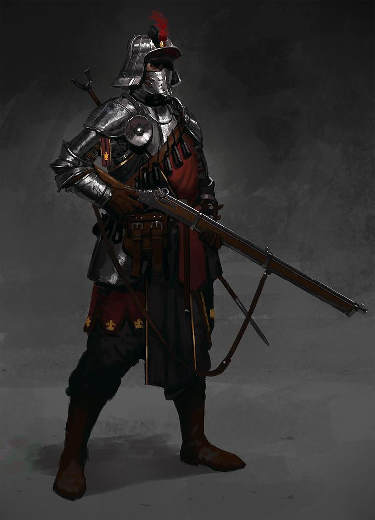 Rifleman by TVviST