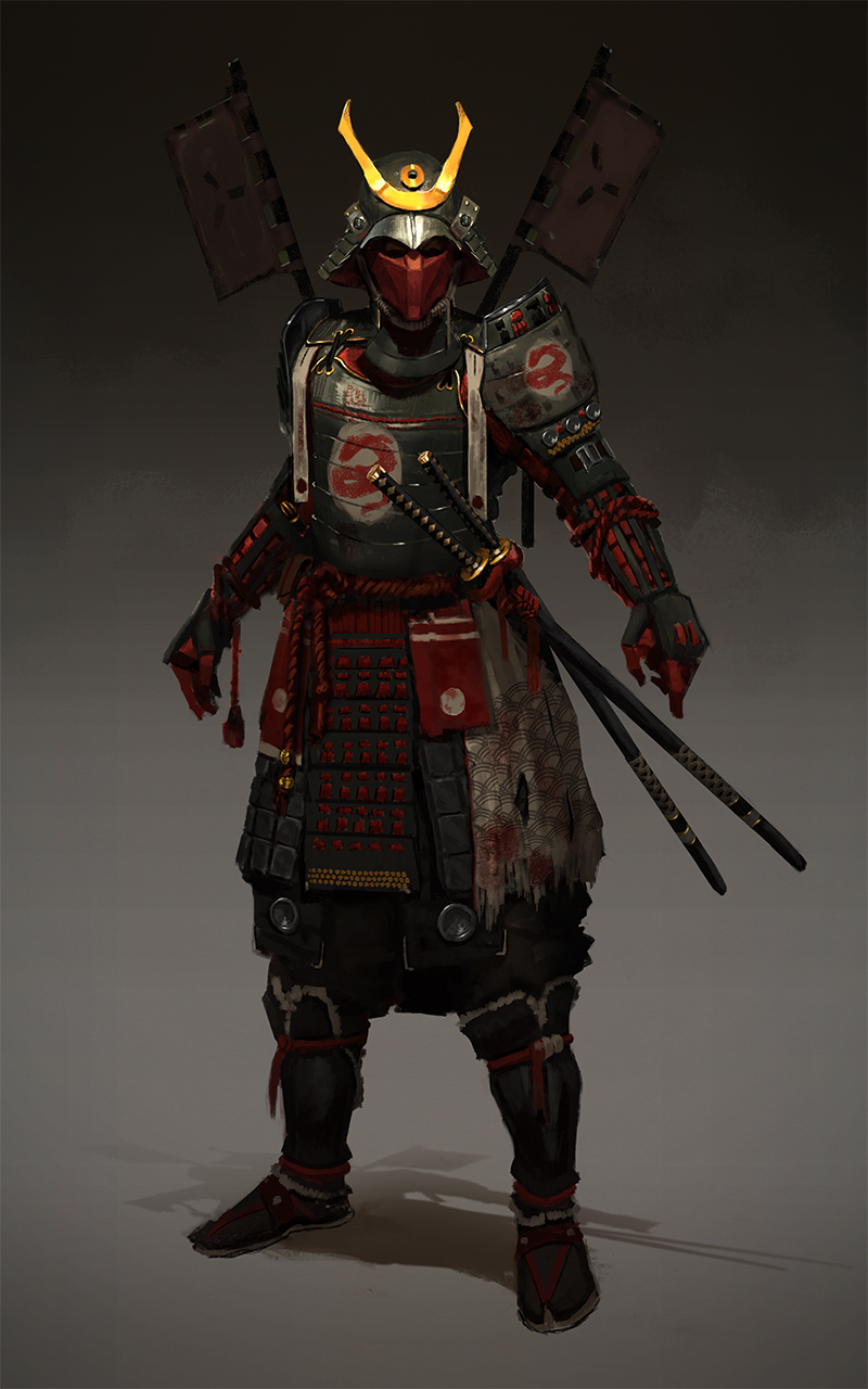 Samurai by TVviST