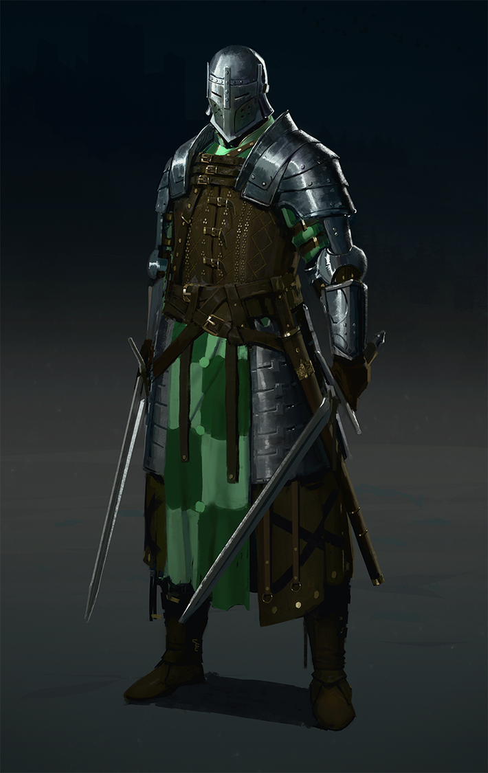 Medieval champion by TVviST