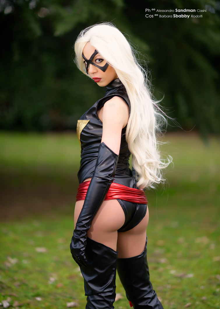 Ms Marvel Cosplay by Sbabby