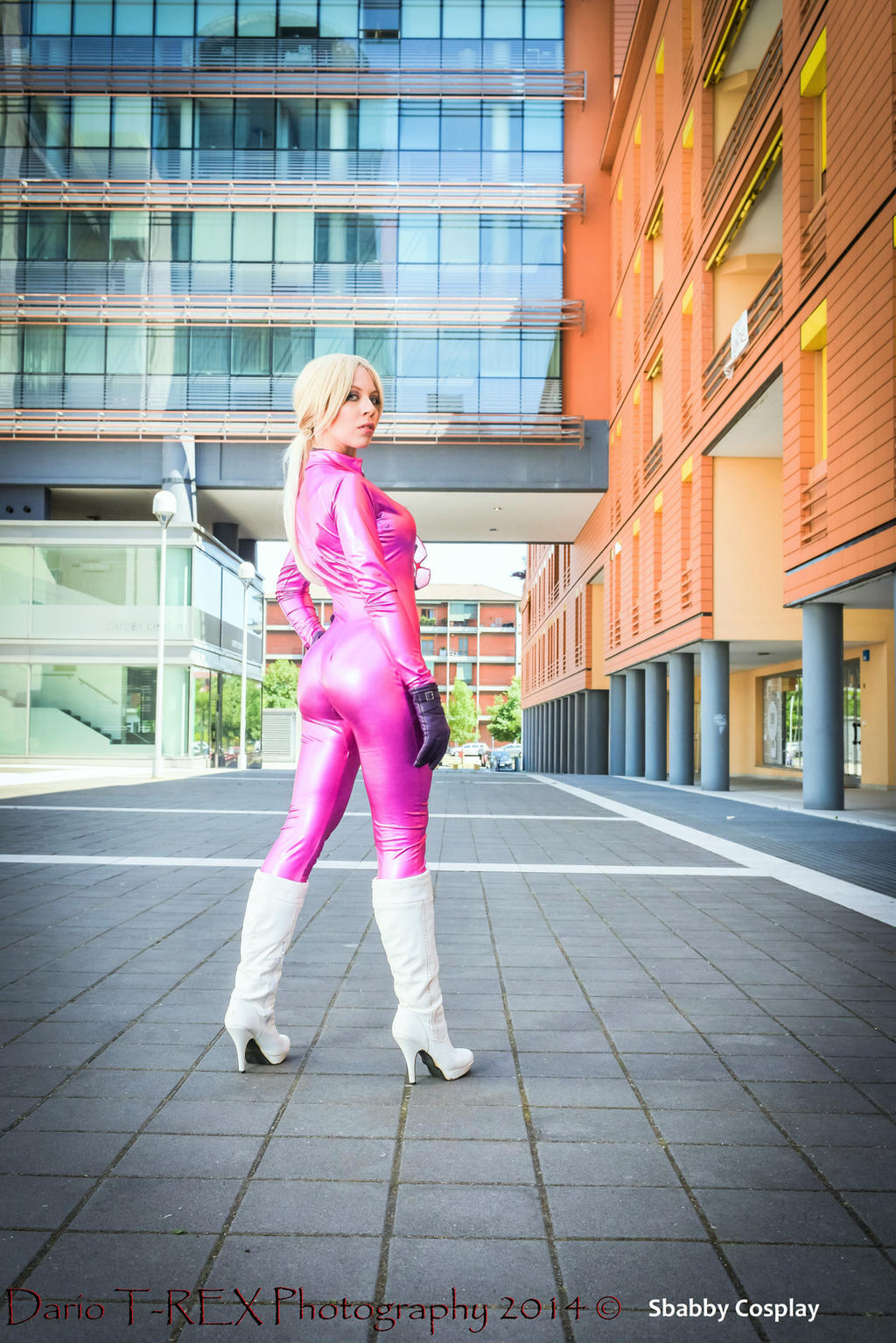 Nina Williams cosplay by Sbabby