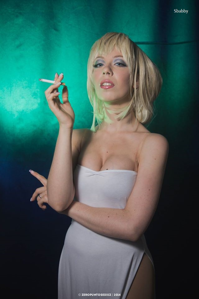 Holli Would Cosplay by Sbabby
