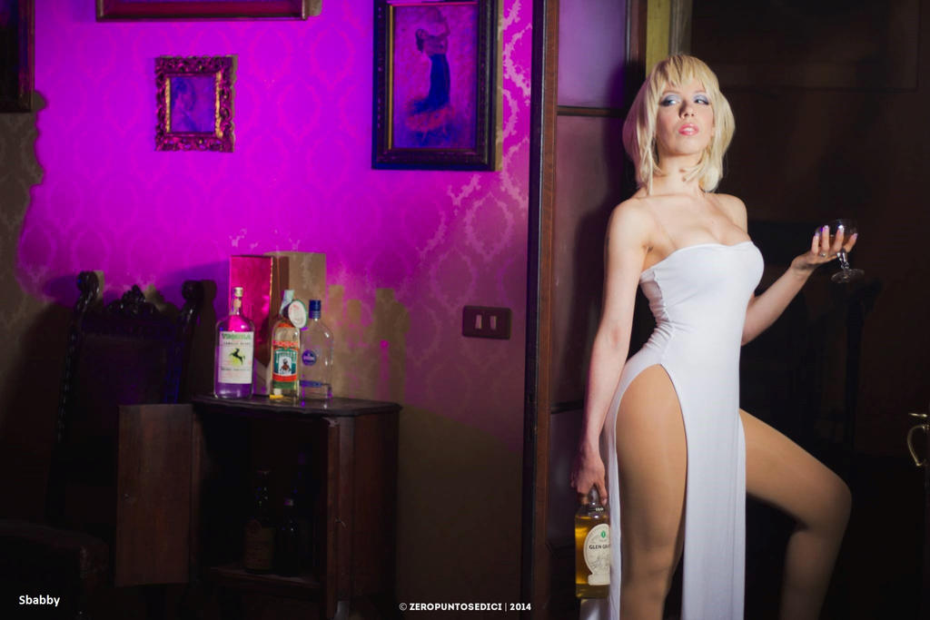 Holli Would Cosplay - Cool World by Sbabby