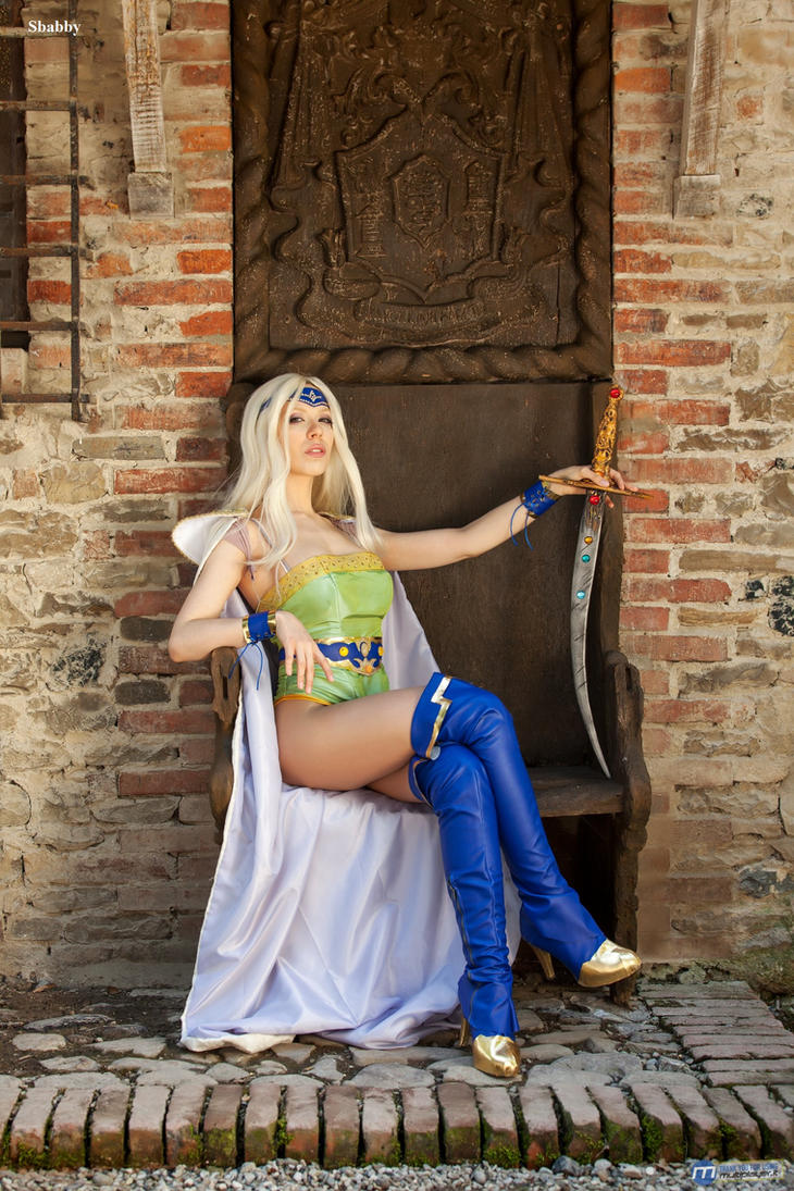 Celes Chere Cosplay by Sbabby