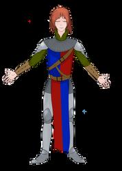Knight's Armor by Wildchild090