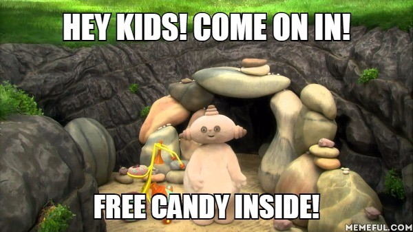 Free candy by Agirlwholovesmemes