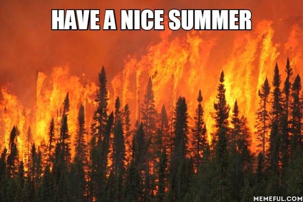 Have a nice summer! by Agirlwholovesmemes