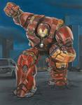 Iron-Man Hulkbuster