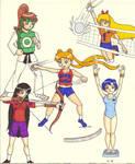 Sailor Moon Olympics