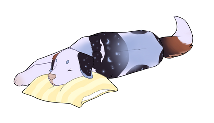 sleepy chonky