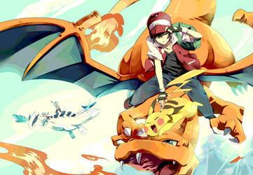 Red-s-riding-Charizard-pokemon-18756506-1280-8 by thundaflare