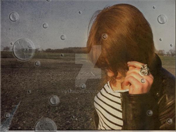 Stuck In My Own World by Vinterlove
