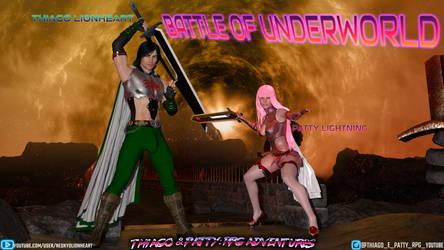 Thiago  Patty RPG Underworld Wallpaper