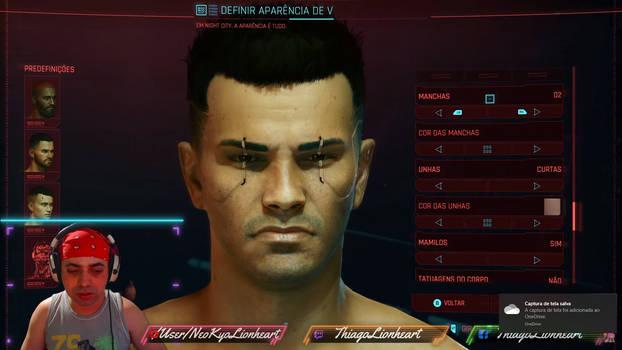 Thiago Lionheart (Cyberpunk 2077)