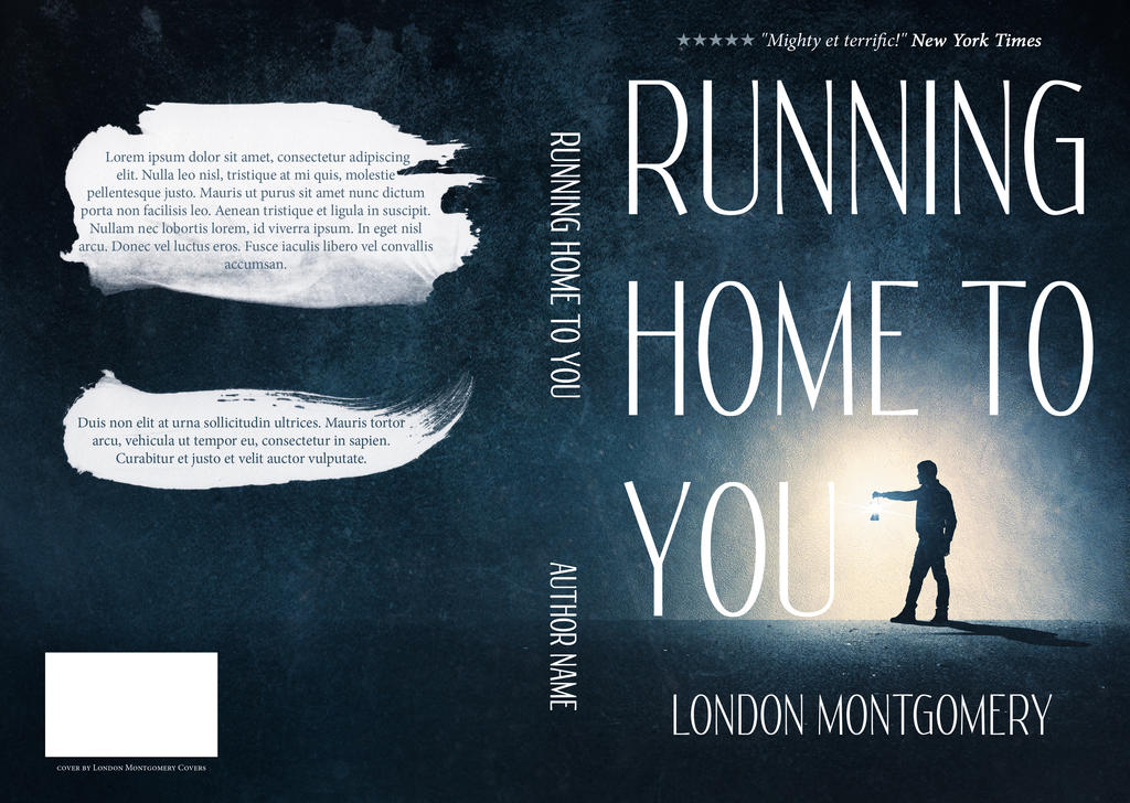 Book Cover Art For Sale ~ Running home to you premade book cover for sale by