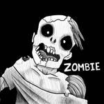 October Art Zombie 2020
