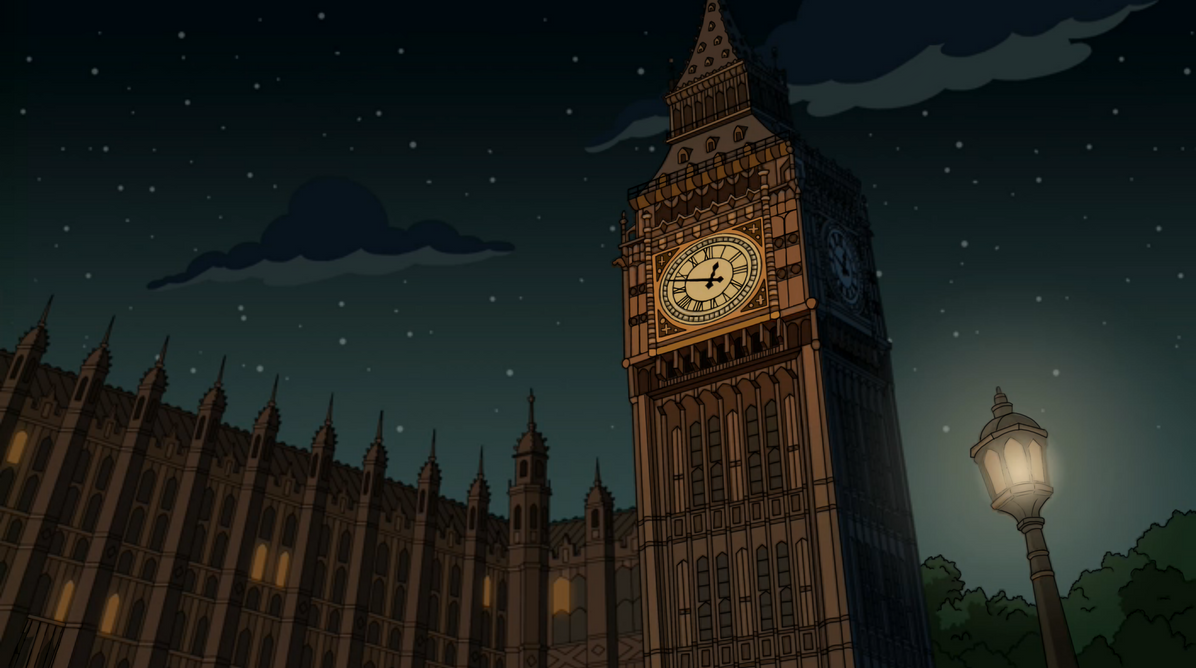 Big Ben Clocktower by Fullmetal870