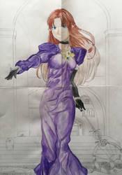 WIP Princess of Colchis
