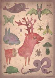 Venomous grove collection by V-L-A-D-I-M-I-R
