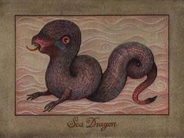Sea Dragon by V-L-A-D-I-M-I-R