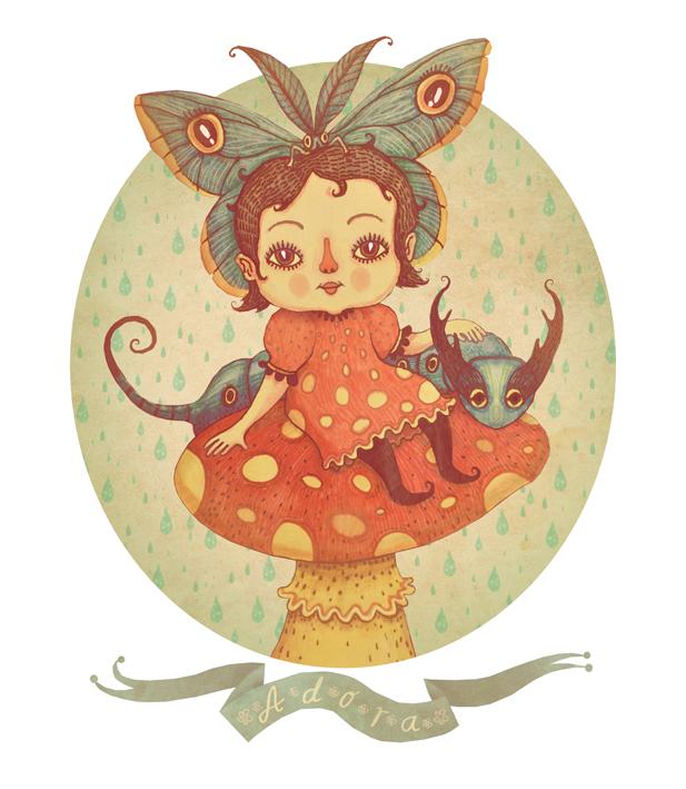 Adora in Wonderland by V-L-A-D-I-M-I-R