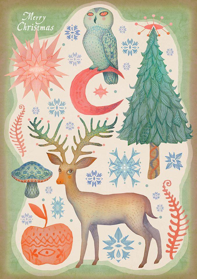 Merry Christmas by V-L-A-D-I-M-I-R
