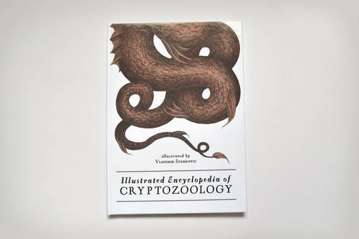 Illustrated Encyclopedia of Cryptozoology