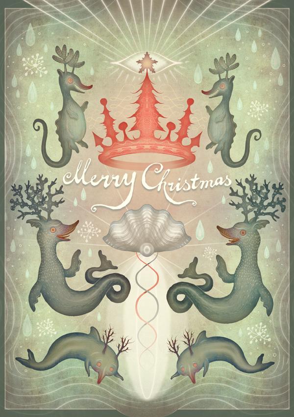 Merry Christmas! by V-L-A-D-I-M-I-R