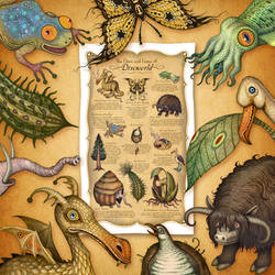 The Flora and Fauna of Discworld by V-L-A-D-I-M-I-R