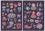 Sea Specimens I and II