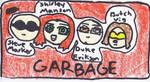 I love Garbage! by nirvsofled