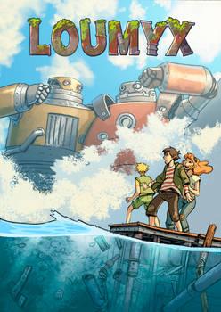 Loumyx postcard 2