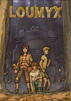 Loumyx Postcard 3