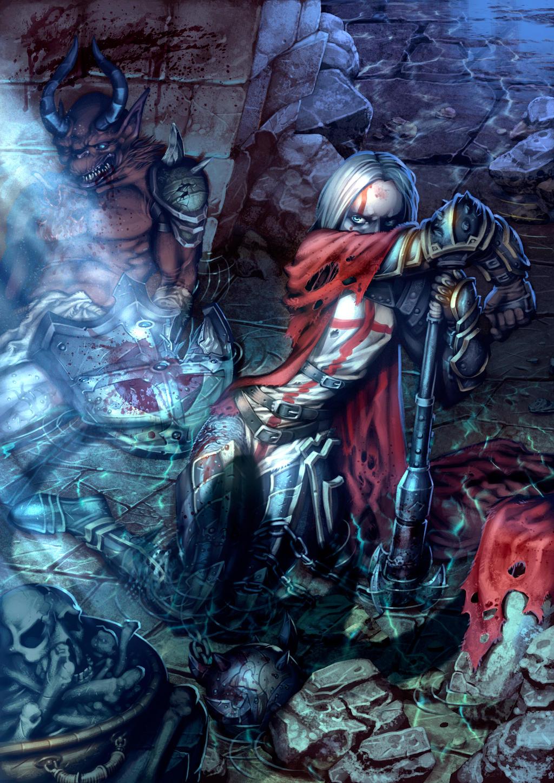 Crusader Sapo by Sapo85