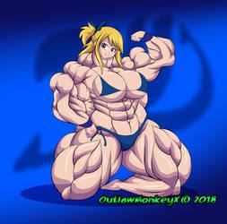 Super Lucy by OutlawMoruko