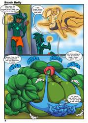 Beach Bully pg7 by OutlawMoruko