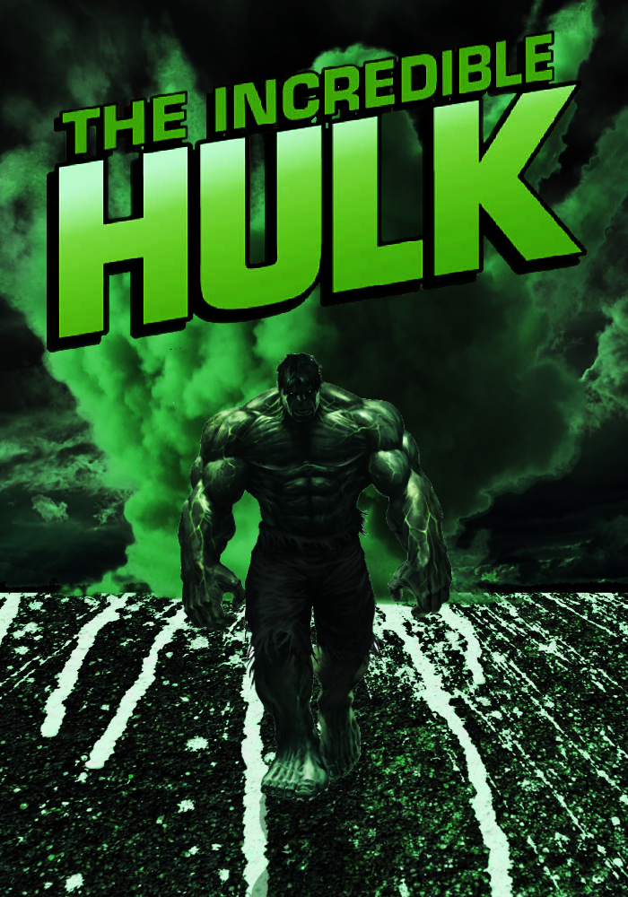 The Incredible Hulk Poster by CodeNameCap on DeviantArt